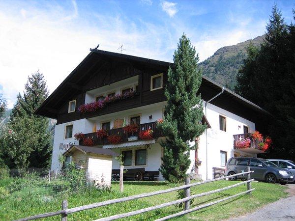 Foto esterno in estate Moarhof