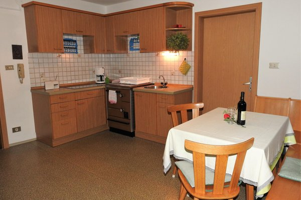 Foto della cucina Moarhof