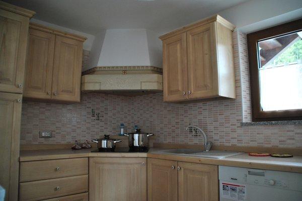 Foto della cucina Il Nido sul Civetta