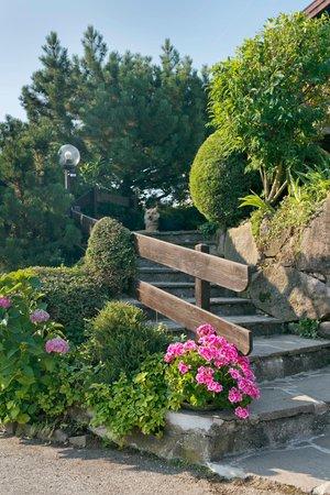 Foto del giardino Tesimo
