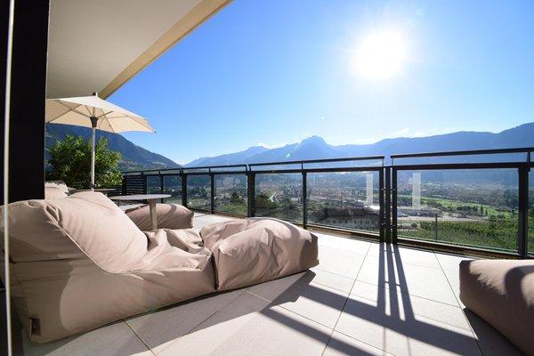 Foto del balcone Giardino Marling