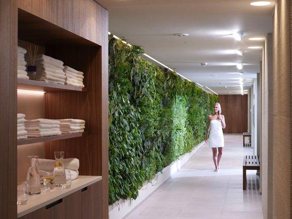 Photo of the wellness area Hotel Giardino Marling