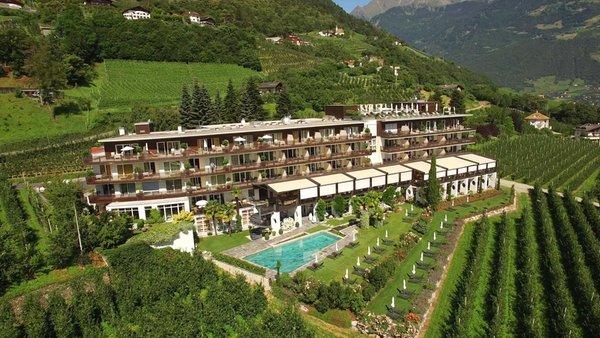 Foto estiva di presentazione Hotel Giardino Marling