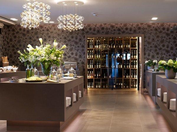 La cantina dei vini Marlengo Giardino Marling