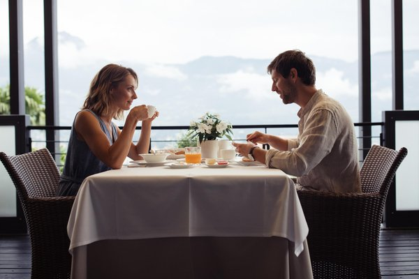 Il ristorante Marlengo Giardino Marling