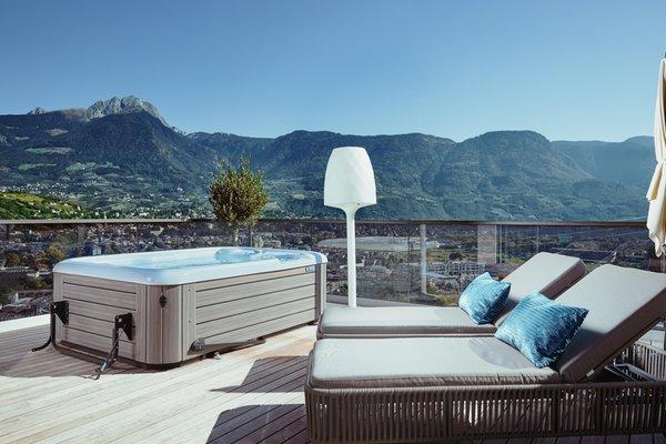 Foto del balcone La Maiena Meran Resort