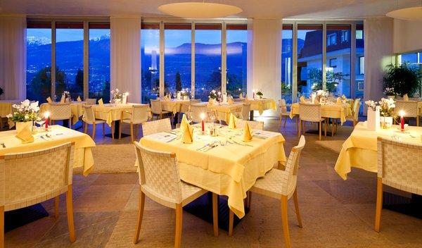 Il ristorante Marlengo Marlena