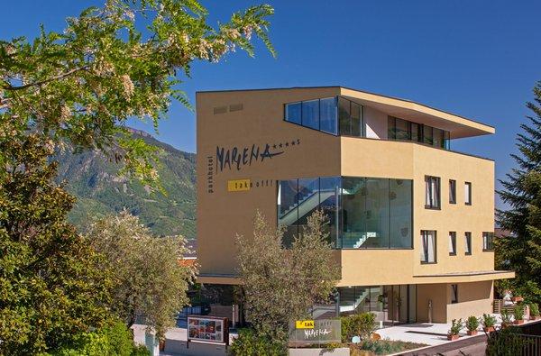 Foto estiva di presentazione Marlena - Hotel 4 stelle sup.