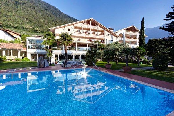 Foto estiva di presentazione Hotel + Residence Glanzhof