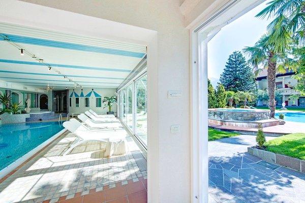 La piscina Hotel + Residence Glanzhof