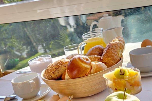 La colazione Glanzhof - Hotel + Residence 4 stelle