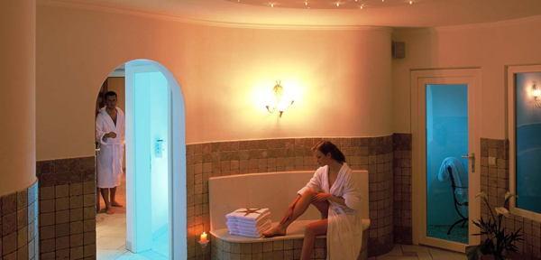 Foto del wellness Hotel Kristall