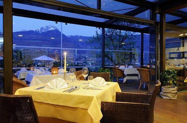 Il ristorante Marlengo Bio- & Wellnesshotel PAZEIDER