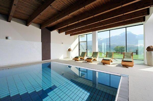 La piscina Bio- & Wellnesshotel PAZEIDER