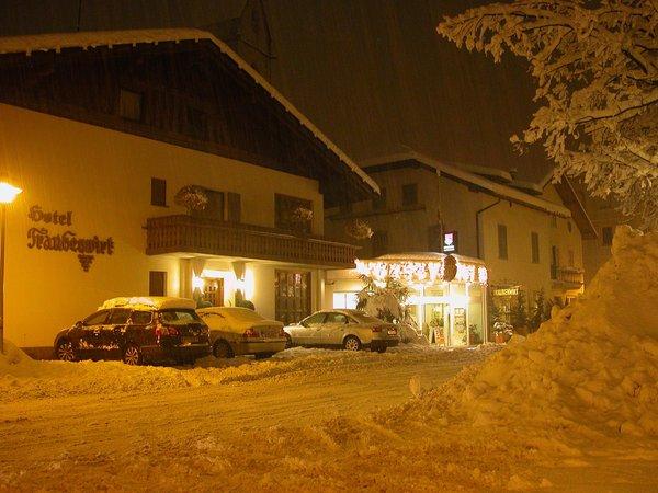Foto invernale di presentazione Traubenwirt - Hotel 3 stelle sup.