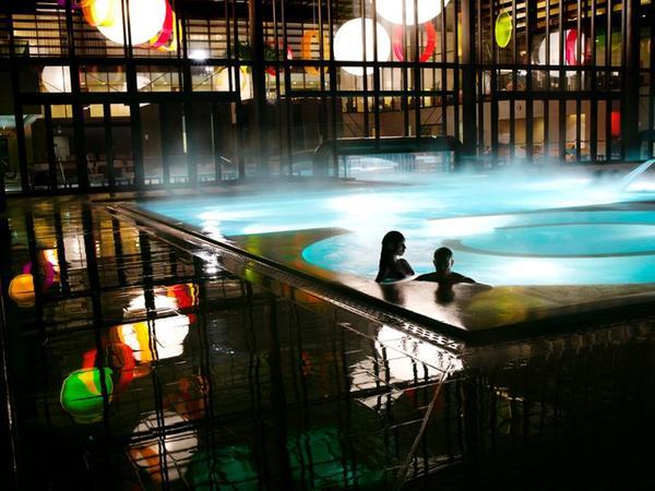 La piscina Hotel Marlingerhof