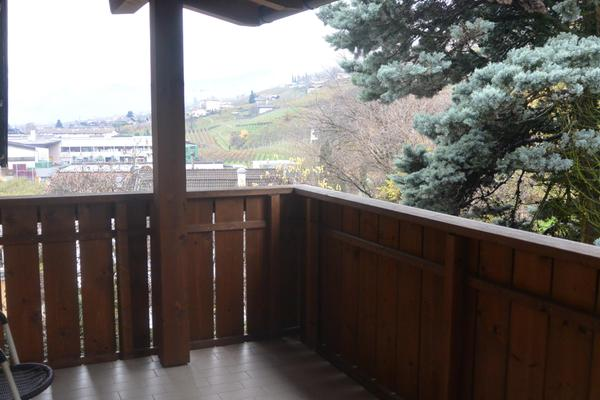 Foto del balcone Marlingerhof