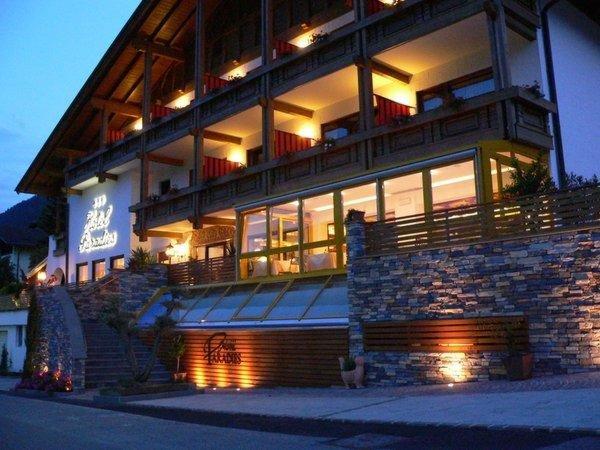 Foto invernale di presentazione Hotel Paradies