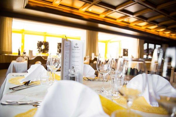 Il ristorante Marlengo Paradies