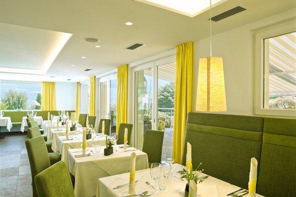 Il ristorante Marlengo Sonnenhof