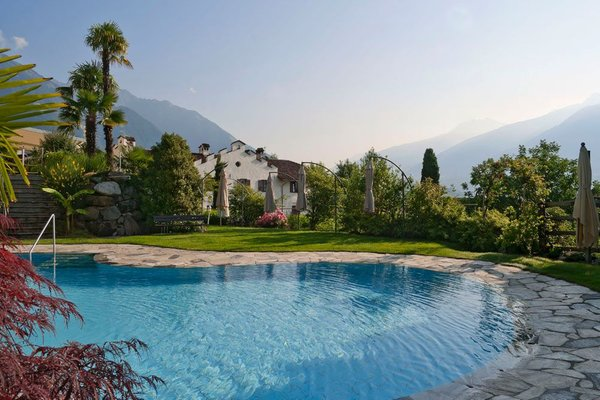 La piscina Hotel + Residence Sonnenhof