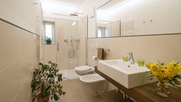 Foto del bagno Hotel + Residence Sonnenhof