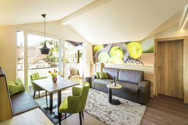Il salotto Hotel + Residence Sonnenhof