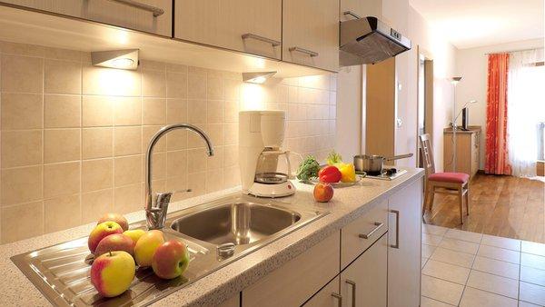 Foto della cucina Sonnenhof