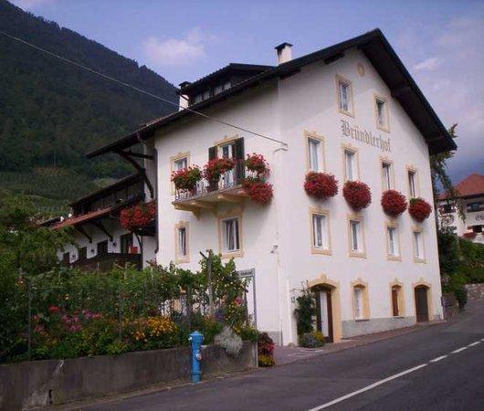 Foto estiva di presentazione Garni (B&B) Bründlerhof