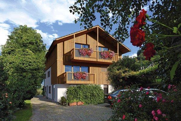 Foto estiva di presentazione Appartamenti in agriturismo Birkenhof
