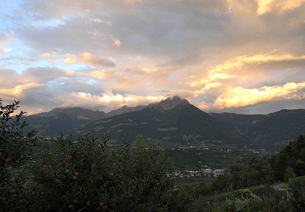 Panorama Marlengo