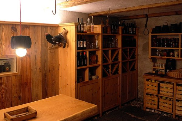 La cantina dei vini Marlengo Birkenhof