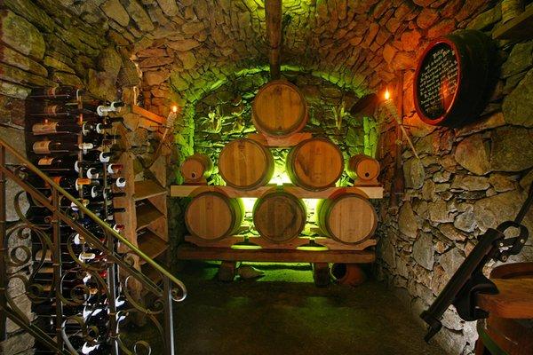La cantina dei vini Marlengo Rochelehof