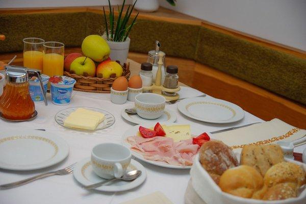 La colazione Sonnegg - Camere private + Appartamenti 3 soli