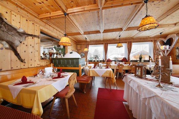 Il ristorante Moso in Passiria Alpenblick