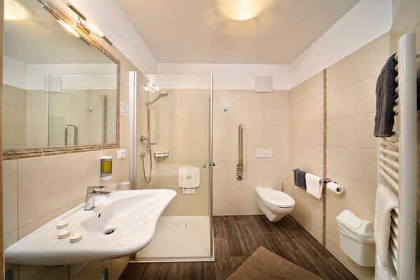 Photo of the bathroom Alpshotel Bergland