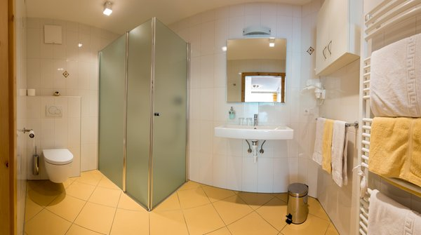 Photo of the bathroom Wellness and gourmet Hotel Rosmarie