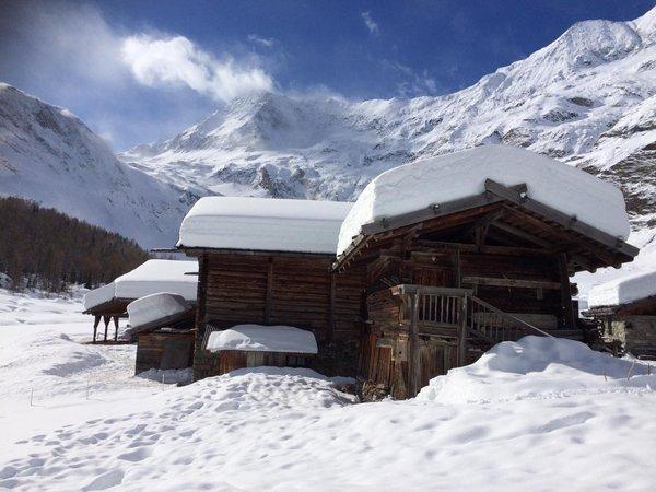 Bildergalerie Moos in Passeier Winter