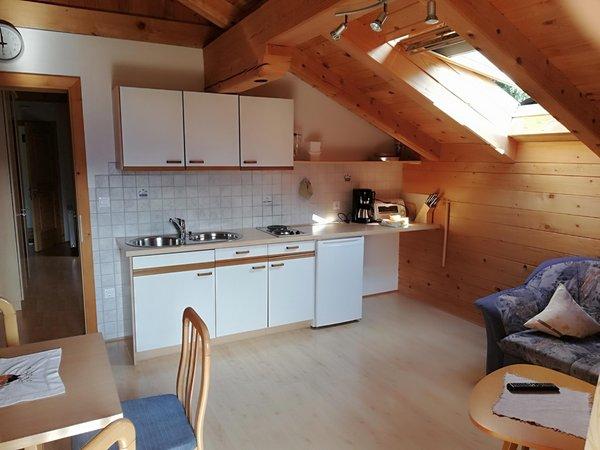 Foto della cucina Lienelehof