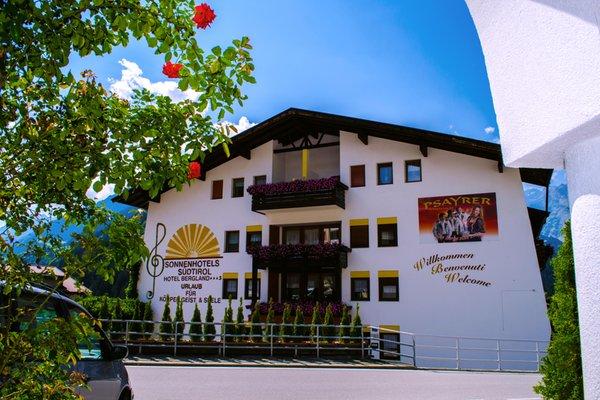 Hotel Bergland St Leonhard Im Passeiertal