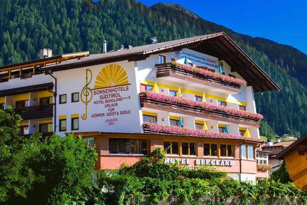 Hotel Bergland St Leonhard In Passeier