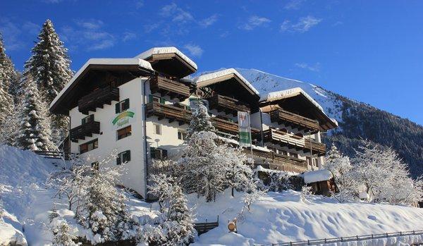 Foto invernale di presentazione Hotel Jägerhof