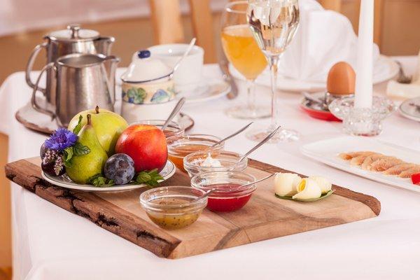 La colazione Hotel Jägerhof
