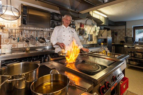Foto della cucina Jägerhof