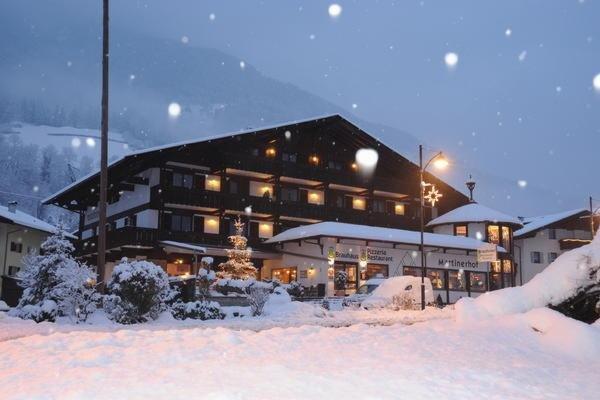 Foto invernale di presentazione Martinerhof's Brauhotel - Hotel 3 stelle sup.