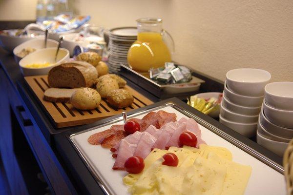 La colazione Grünau - Garni (B&B) + Appartamenti 2 stelle
