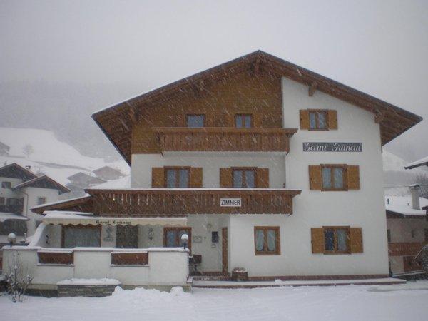 Foto invernale di presentazione Grünau - Garni (B&B) + Appartamenti 2 stelle