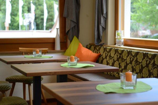 Le parti comuni Garni (B&B) + Appartamenti Grünau