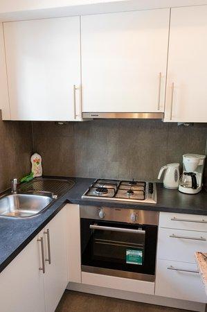 Foto della cucina Birkenau