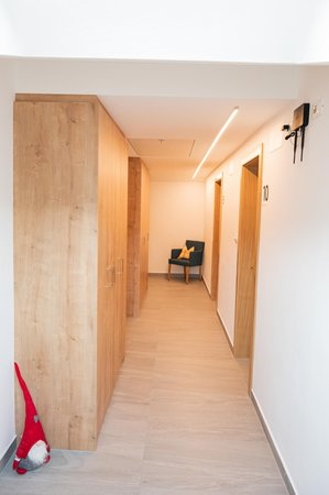 Le parti comuni Garni (B&B) + Appartamenti Birkenau